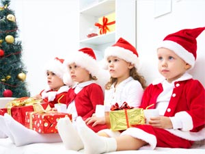 How To Help Kids Plan Christmas Party?