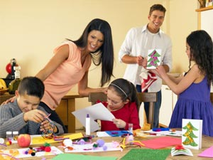 Fun Filled Christmas Party Games For Kid
