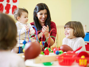 How To Choose A  Day Care For Your Baby?