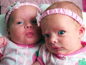 Celebrity Twin Babies