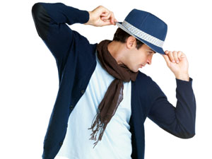 Men Fashion: Hat Trends For 2012
