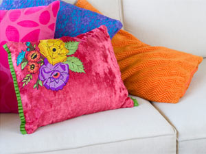 Tips To Clean & Maintain Cushions!