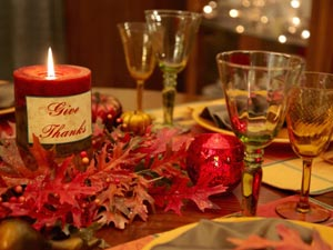 Romantic Candle Light Table Decorations!