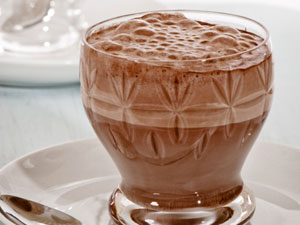 Chocolate Smoothie For Chocolate Day