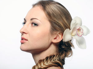 Pretty Plait Hairstyles For V-day