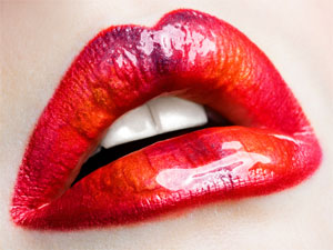 Want Red Lips For Valentine's Day?