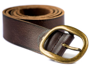 Tips To Clean Leather Belts Boldsky