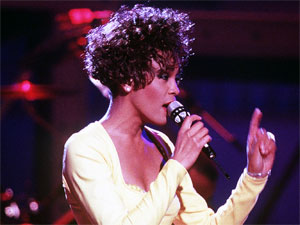 Whitney Houston Auction