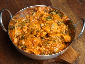 Achari Chicken Spicy Indian Curry Boldsky Com