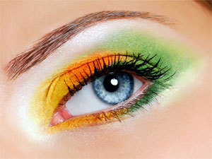 Summer Eye Makeup Trends
