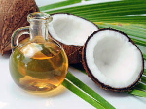 Coconut Oil Leads To Weight Loss!