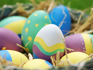 History & Significance Of Easter Eggs!