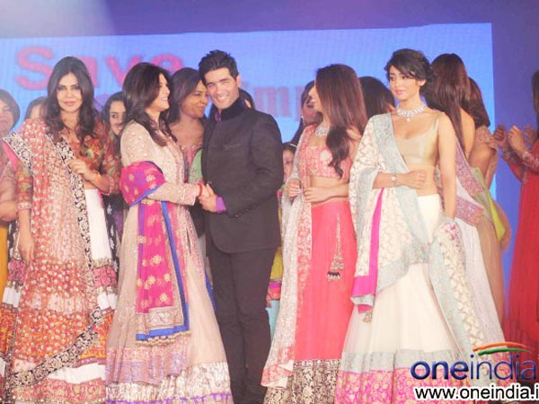 Manish Malhotra To Save Girl Child