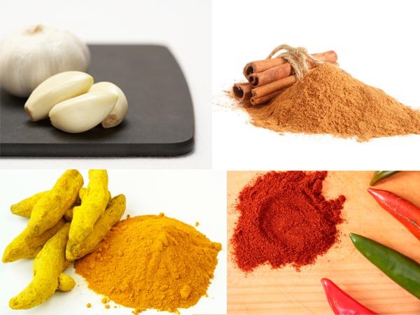 Healthy Spices To Cleanse Your Body!