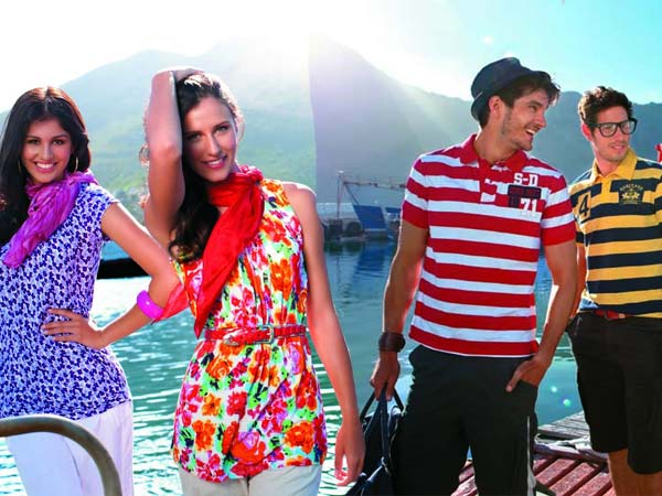 Vibrant Summer Collection By Max!