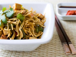 Egg Noodles: 10 Min Recipe For Lunch Box