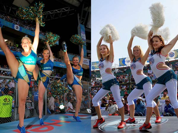 Style Secrets Of The IPL Cheerleaders