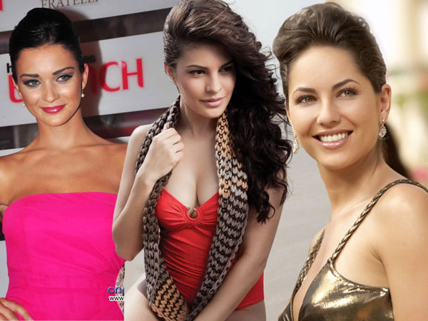 Foreign Beauties In Bollywood