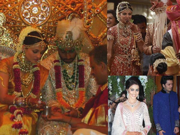 Bollywood's Best Dressed Brides!