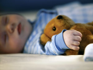Does Your Baby Sleep Whole Night?