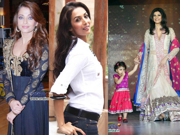 Hot Celebrity Moms: Mother's Day Special
