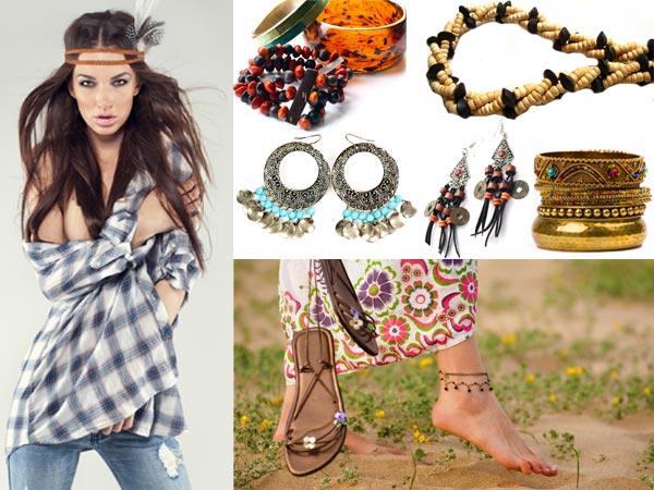 Gypsy Fashion: Get The Bohemian Look!