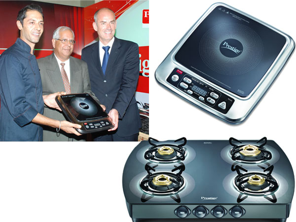 Launch Of Prestige Cooking Appliances