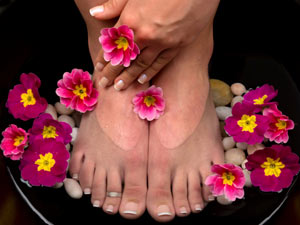 Get A Foot Spa At Home!