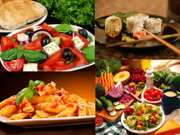 Healthy Cuisines Around The World