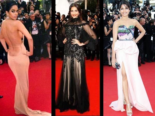 Worst Dressed Celebs At Cannes 2012