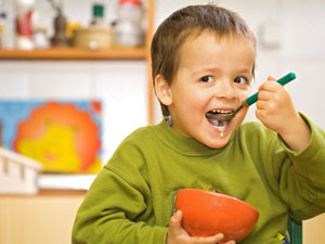 Brain Food For Your Child