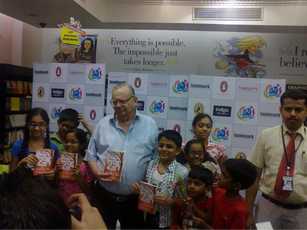 An Evening In Bangalore With Ruskin Bond