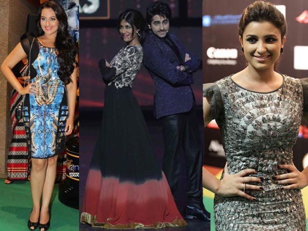 Worst Dressed Celebs At IIFA 2012