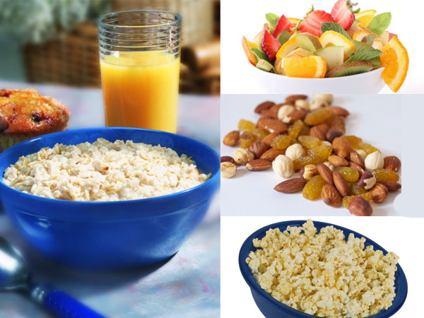 Go Healthy With Mid Day Snacks