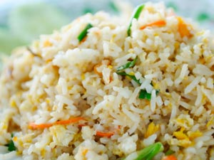 Korean Fried Rice: A Low Calorie Recipe