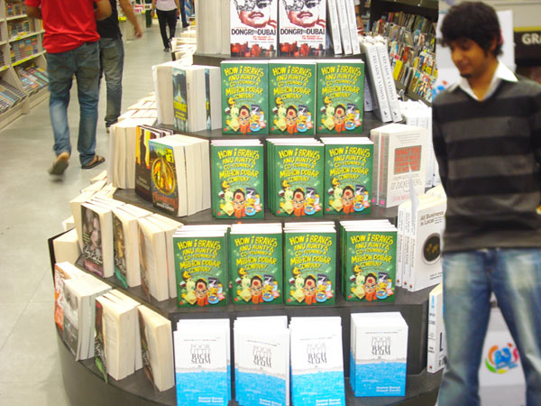 How I Braved Anu Aunty's Book Launch