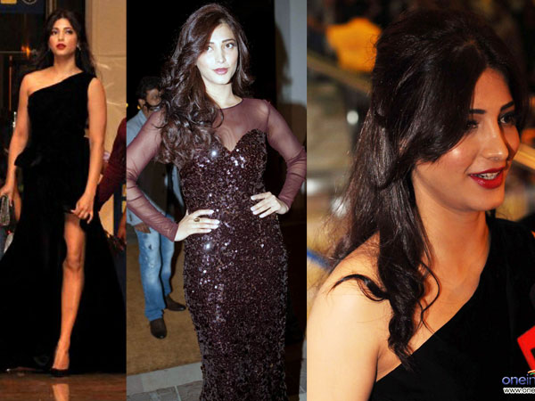 Shruti Hassan At SIIMA Awards