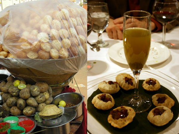Pani Puri & All Its Indian Cousins!