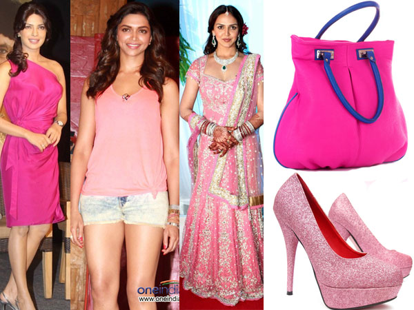 Pink: Colour Of The Week