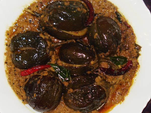 Achari Baingan: Pickled Eggplant Recipe