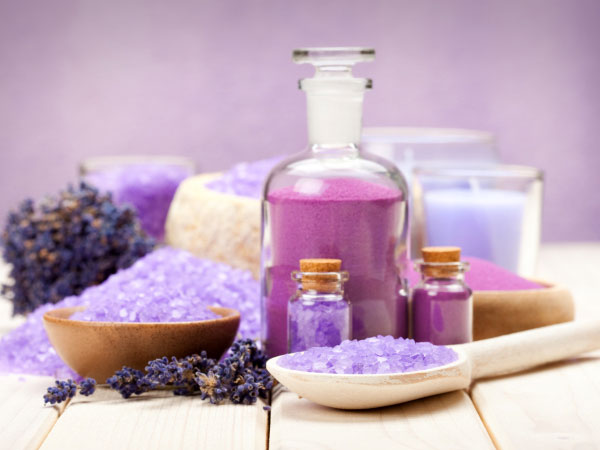 Homemade Bath Salt Recipes