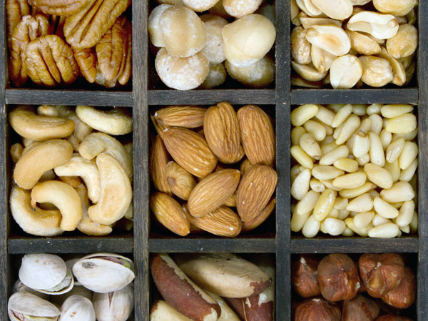 5 Nuts To Have In Your Diet