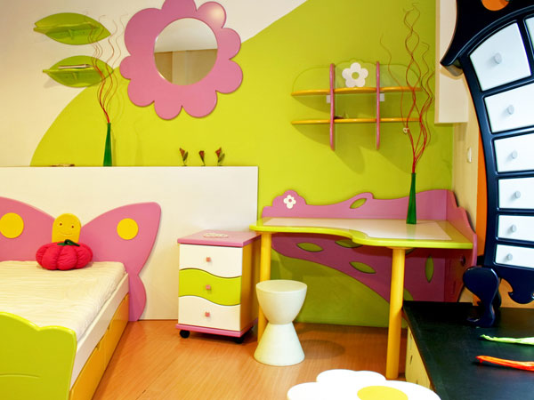 Kids Desk Decorate Kids Room Desk Ideas Boldsky Com