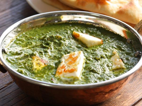 Sarson da saag recipe north indian recipe sabji recipe boldsky sarson da saag forumfinder Choice Image