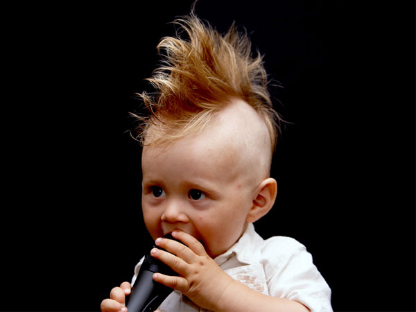 Is It Your Baby S First Haircut Boldsky Com
