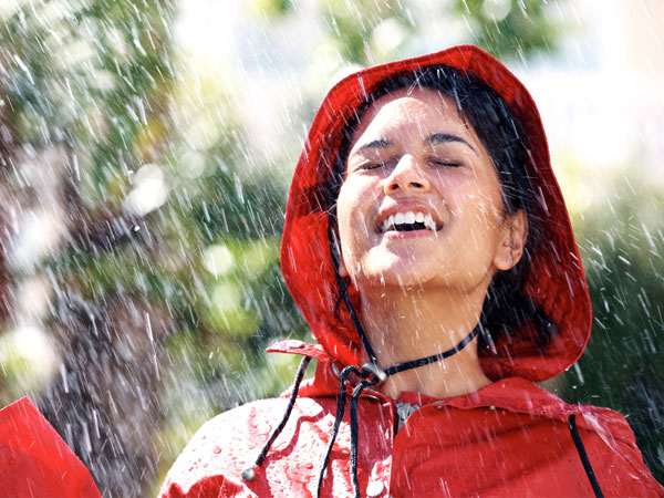 Is Rain Water Good For Your Skin?