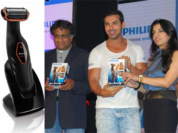 Philips Launched Bodygroom For Men
