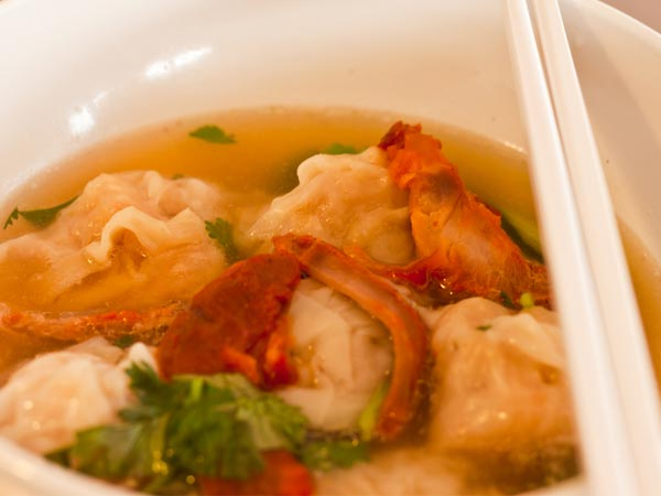 Wonton Soup: A Chinese Recipe