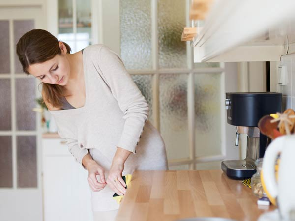 House Cleaning Safety Tips