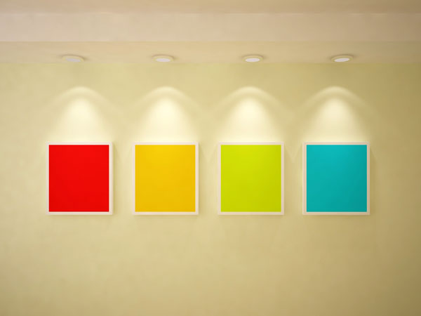 How To Paint A Wall Design At Home : Ways to create wall designs boldsky